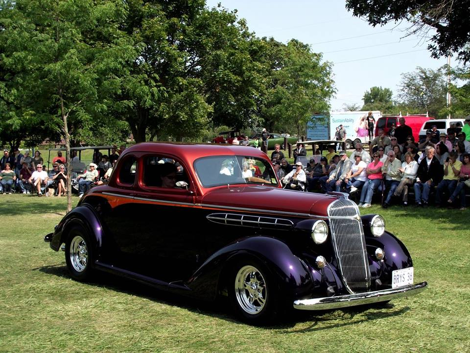 Specialty 1936 Chrysler Coupe- Bryan Baltjes 7