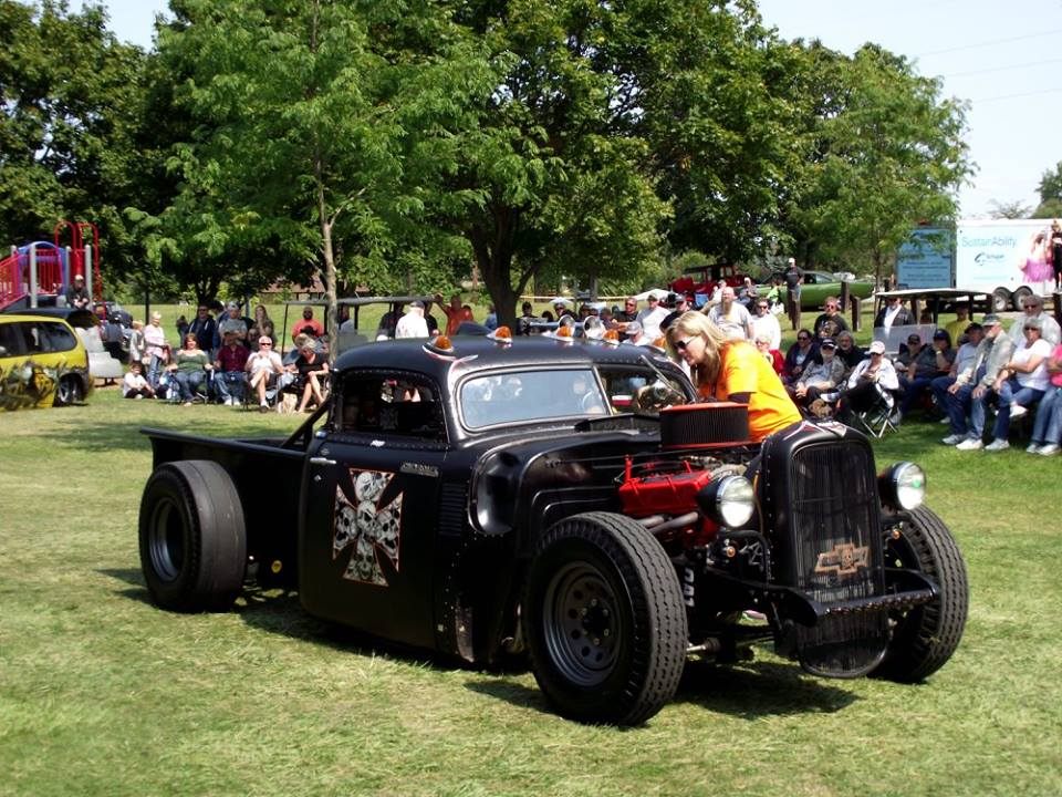 Specialty 1947 Chevy Rat Rod- Matt Bartholomew 5