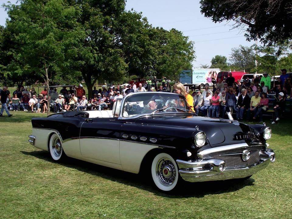 Specialty 1956 Buick Roadmaster- Bob Hughes 5