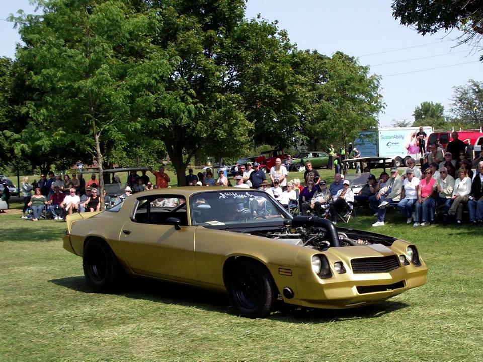 Specialty 1978 Camaro- Mark Bodeis 4