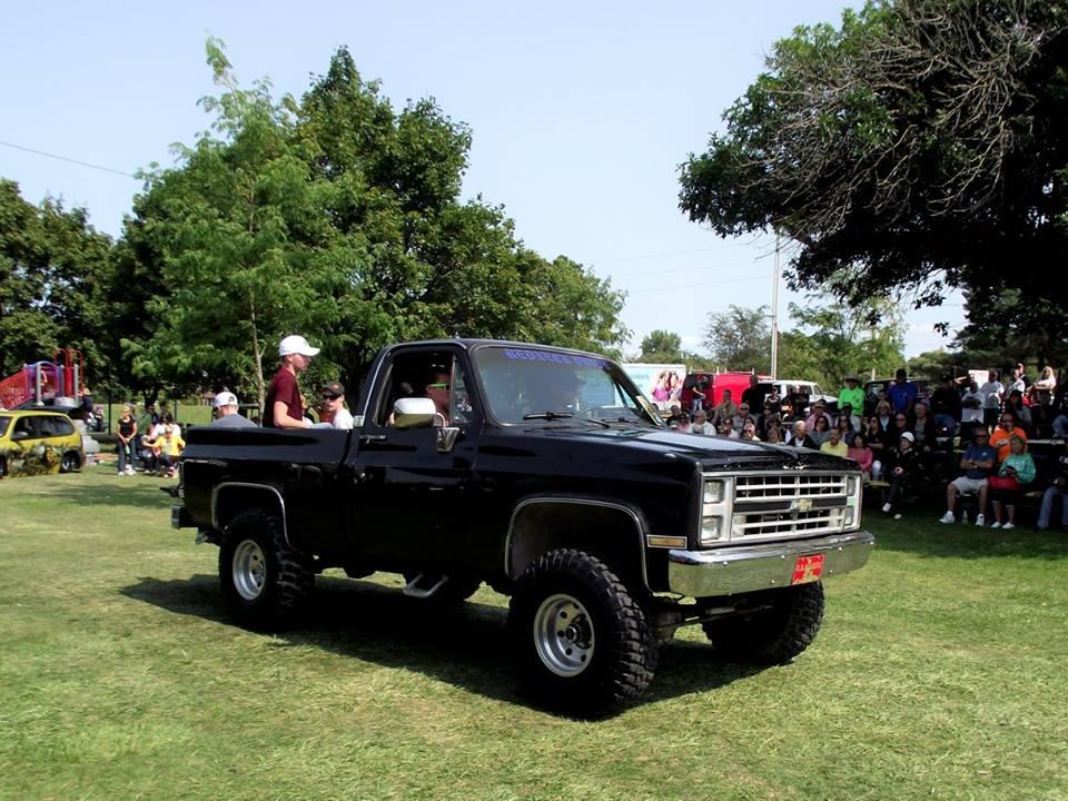 Specialty 1978 Chevy Truck- Alex Stamper 3