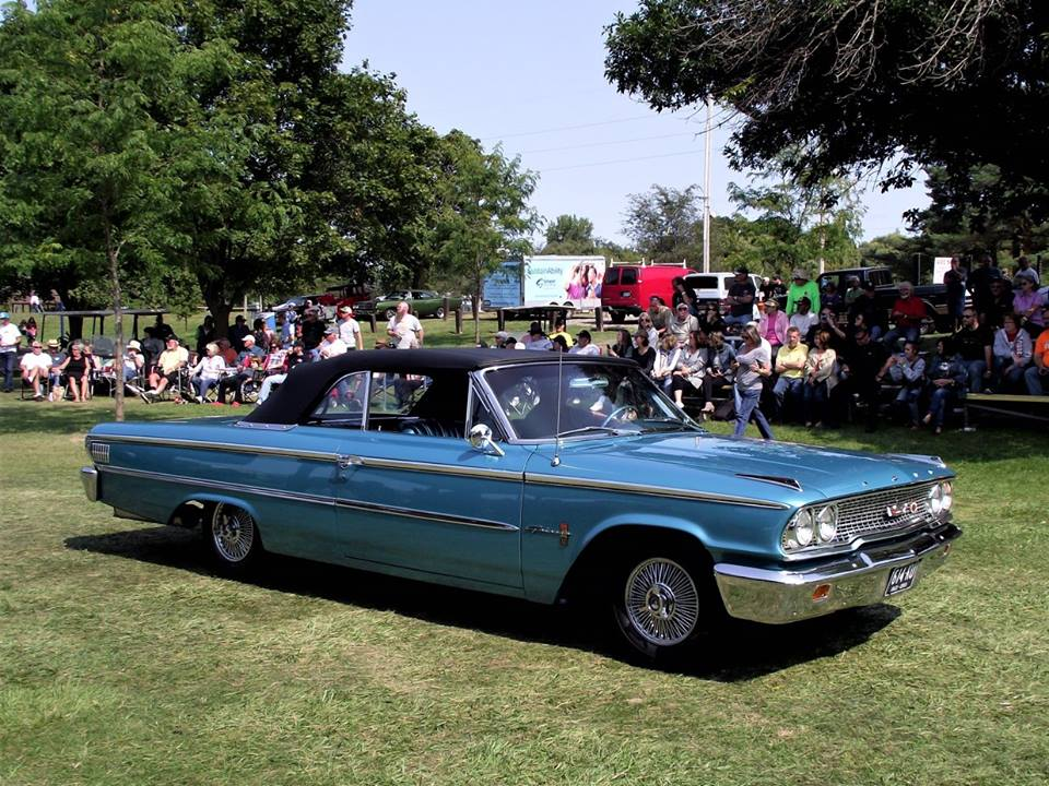 Top 25 1963 Ford Galaxie XL 500- David Kuhary 5