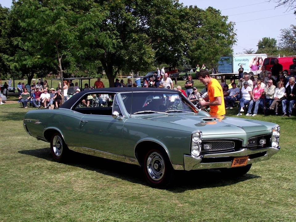 Top 25 1967 Pontiac GTO- Steve Sweetman 3