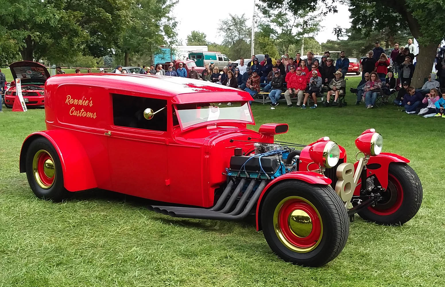 Specialty- 1930 Ford Sedan, Ron Clapper 1