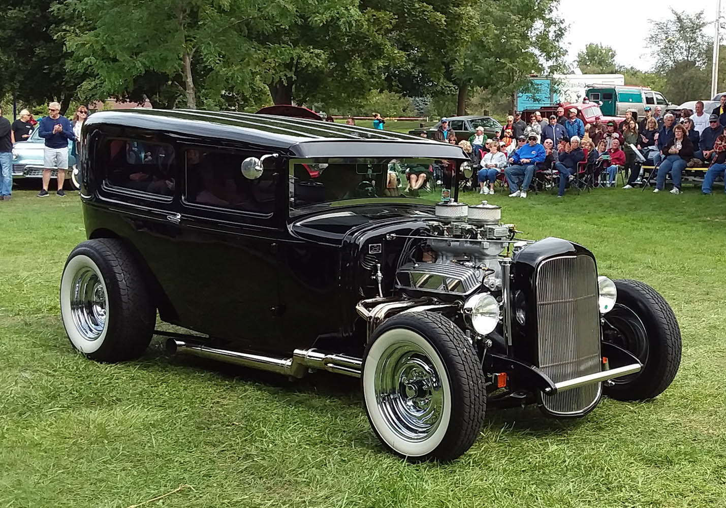 Specialty- 1931 Ford, Randy Herman 1