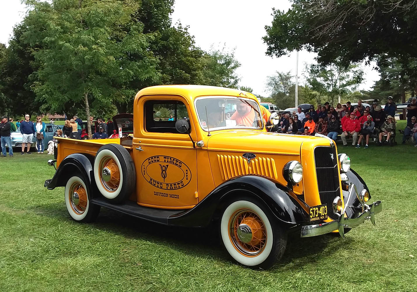 Specialty- 1935 Ford Pickup, Don Dumlar 1