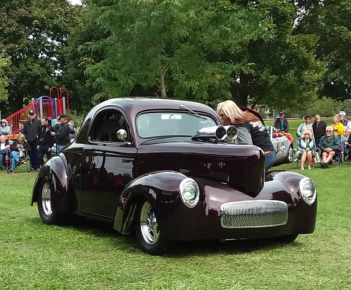Specialty- 1941 Willys, Jerry Carr 1