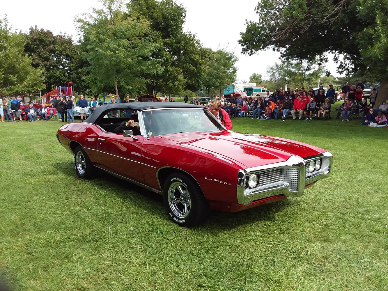 Specialty- 1969 Pontiac Lemans, Brian Wolff 1