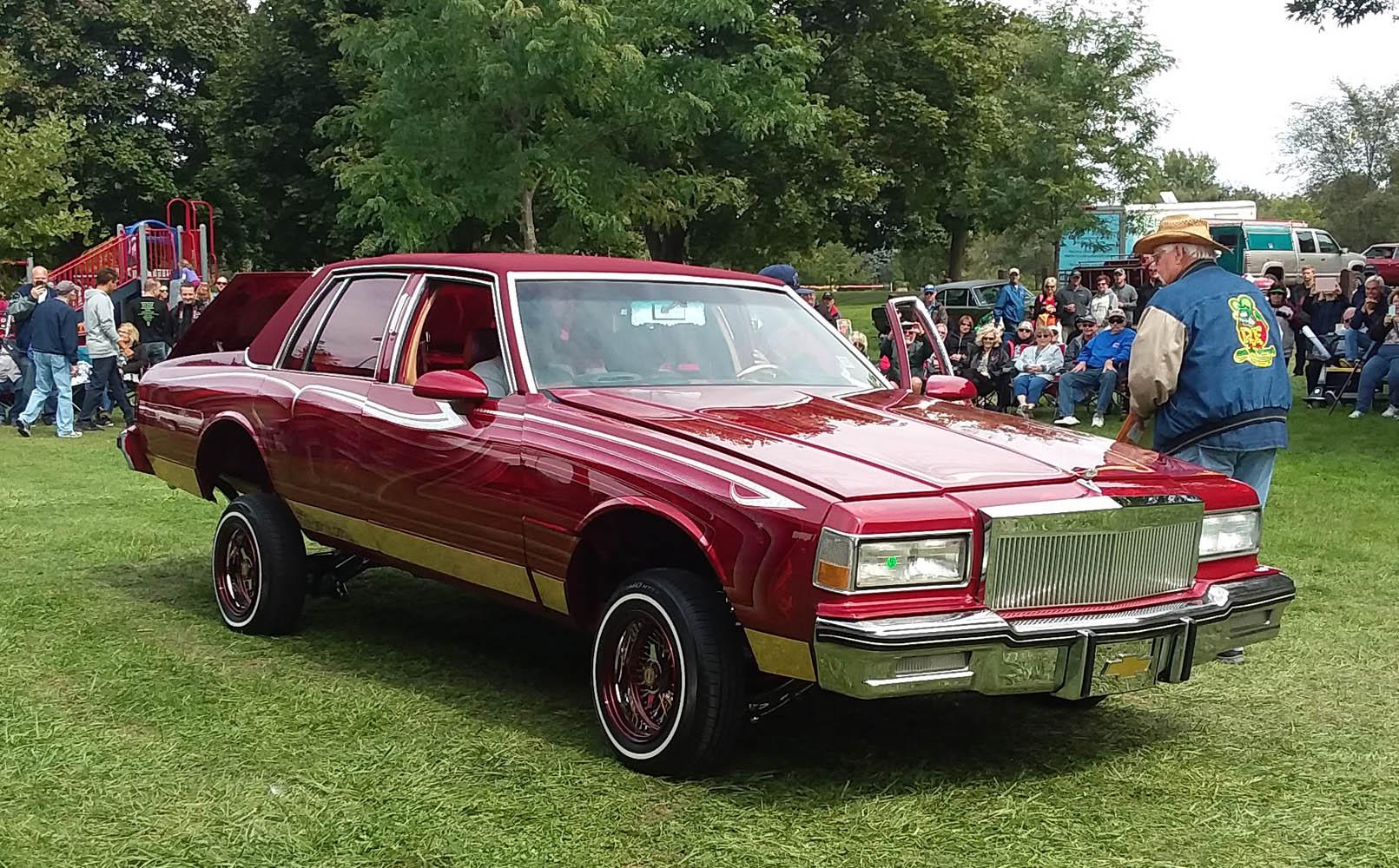 Specialty- 1984 Chevy Caprice, Jose Noriega 1