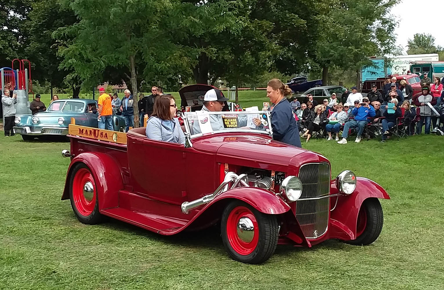 Top 25- 1931 Ford Pick Up, Paul Tregembo Jr 1