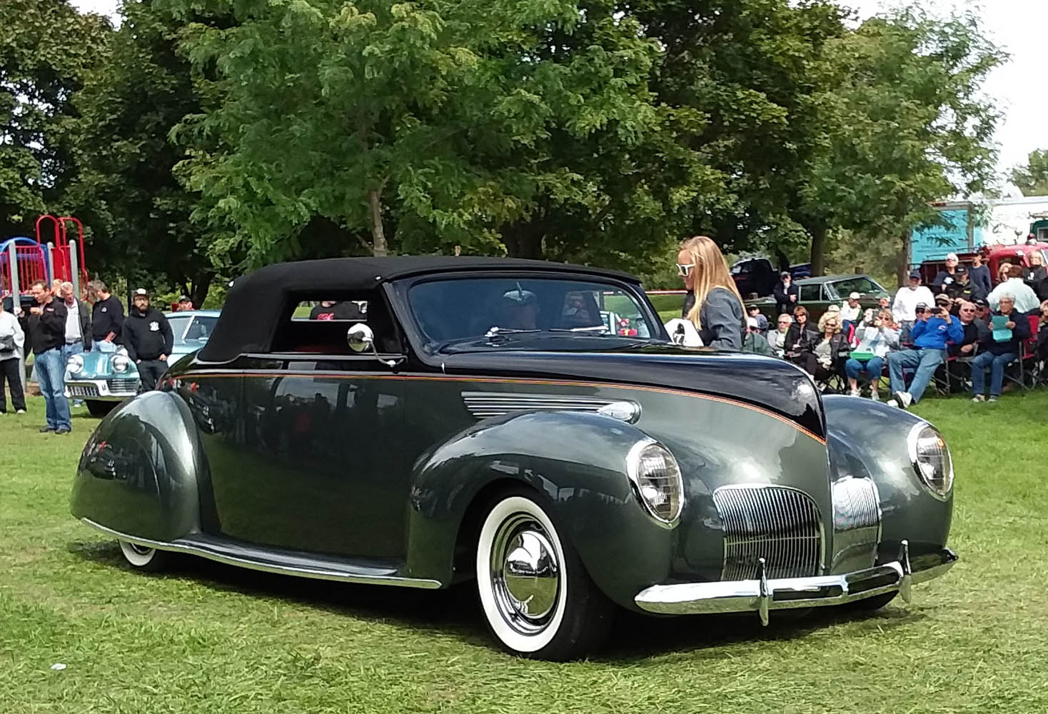 Top 25- 1938 Lincoln Zephyr, Dave Jolly 1