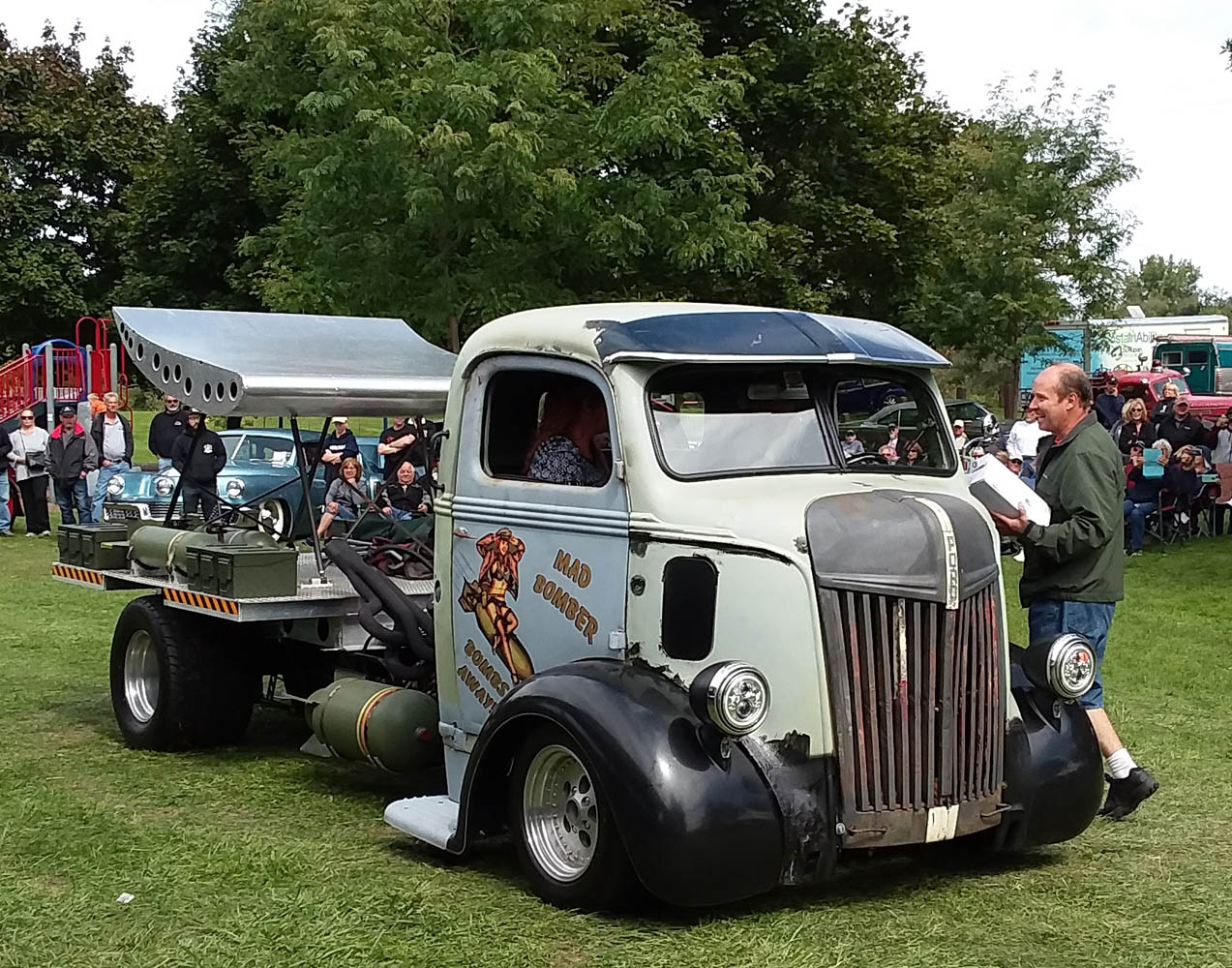 Top 25- 1957 Ford COE, Rick Duvall 1