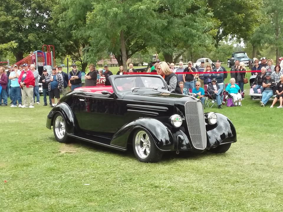 Specialty- 1936 Chevy, Dave Wendell