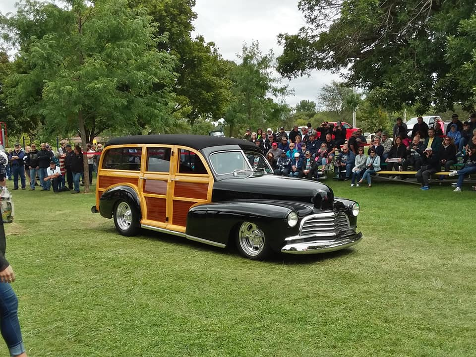 Specialty- 1946 Chevy Woodie Wagon, Don & Karen House