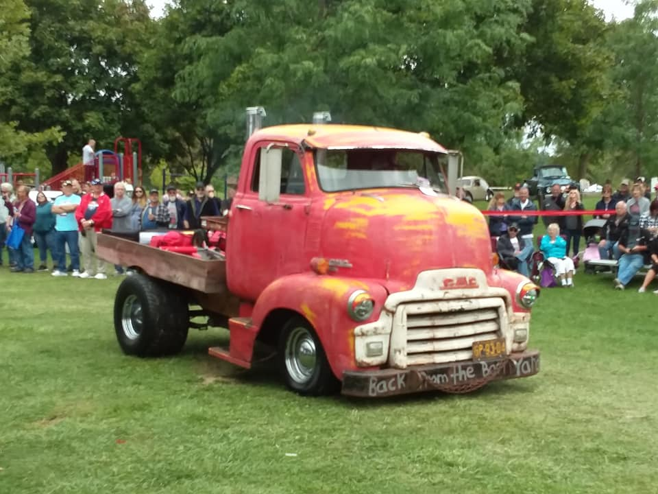 Specialty- 1954 GMC COE, Matthew Harrison