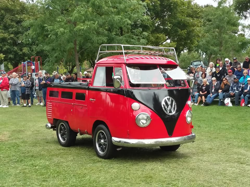 Specialty- 1964 VW Shorty, Cyndi Flemming