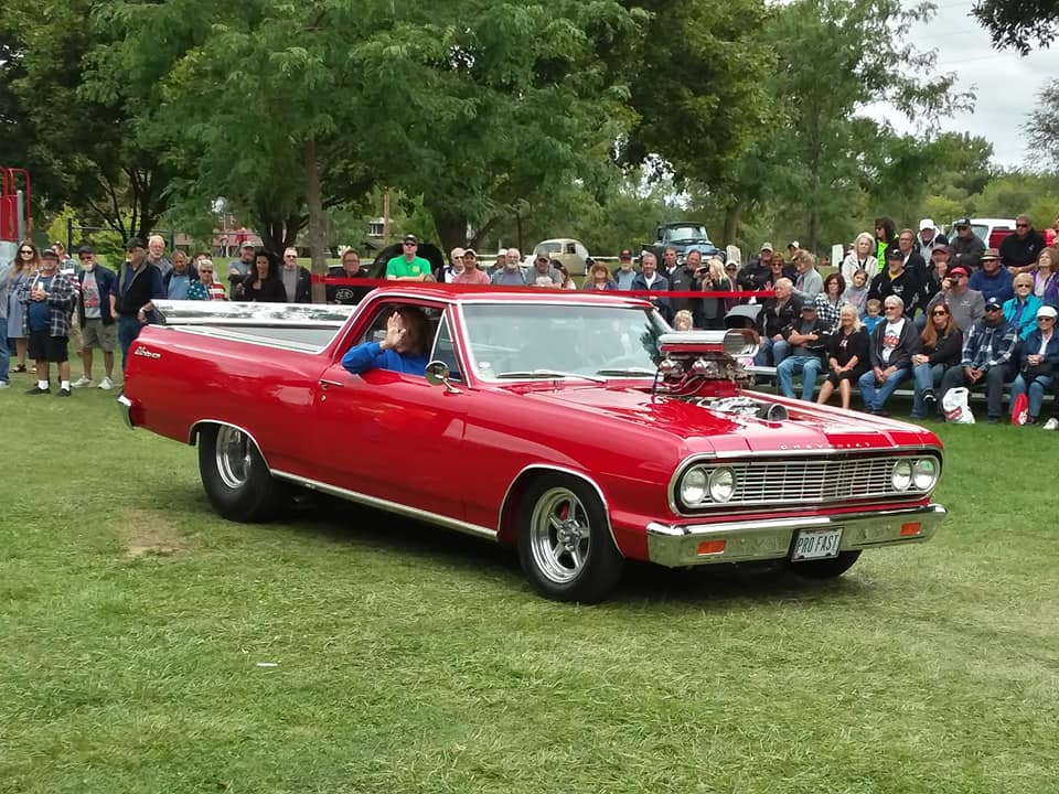 Specialty- 1965 El Camino, David & Shelley Zuber