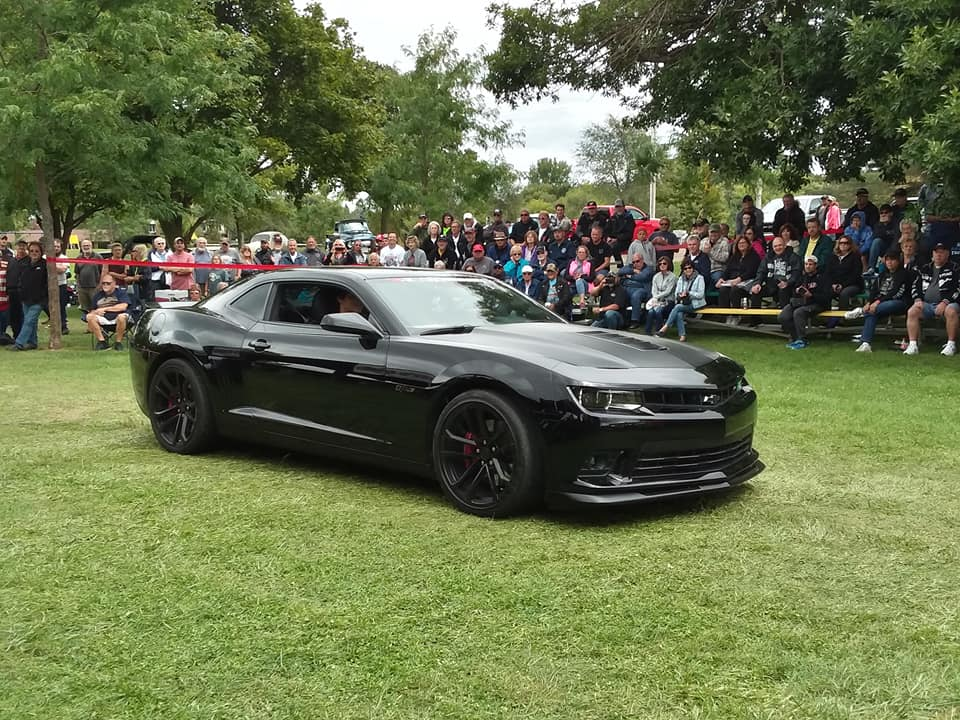 Specialty- 2015 Chevy Camaro, Travis Carpenter