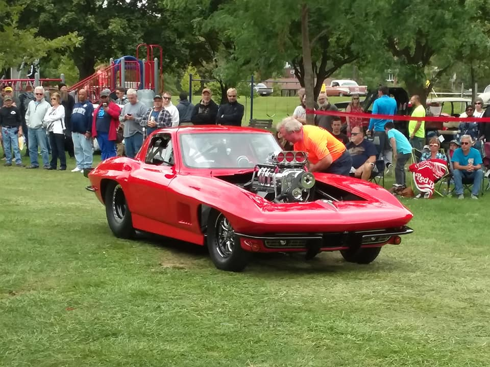 Top 25- 1967 Chevy Corvette Stingray, Rober Niemiec