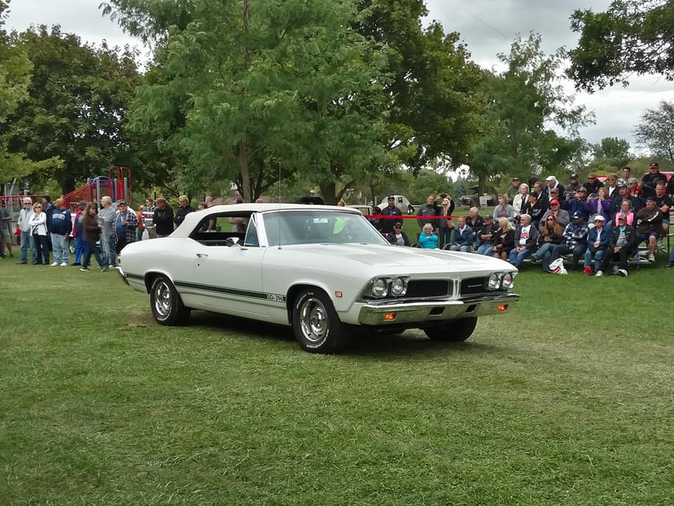 Top 25- 1968 Pontiac Beaumont, David & Angie Curtis