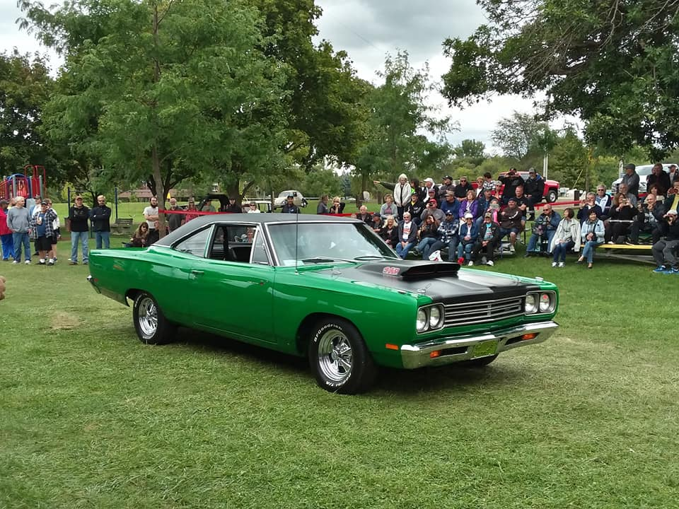 Top 25- 1969 Plymouth Roadrunner, Bobby Rodriquez