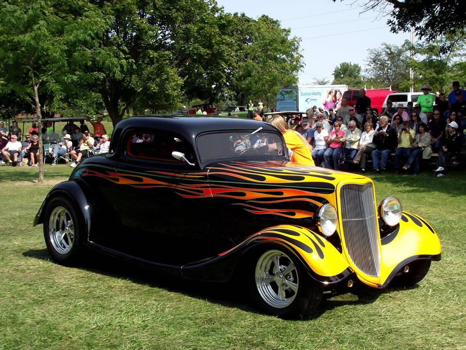Specialty 1933 FOrd 3 Window- Mollie Perreault 4
