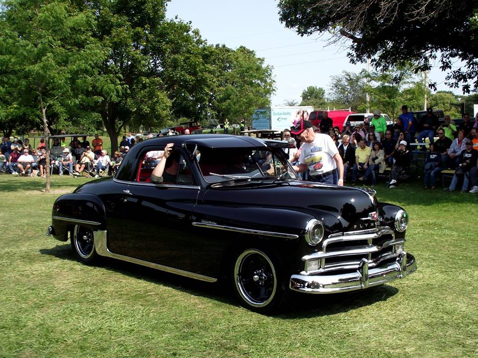 Specialty 1950 Plymouth Coupe- Duane Sherman 3