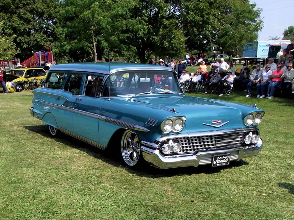Specialty 1958 Chevy Nomad- Warren Myers 5