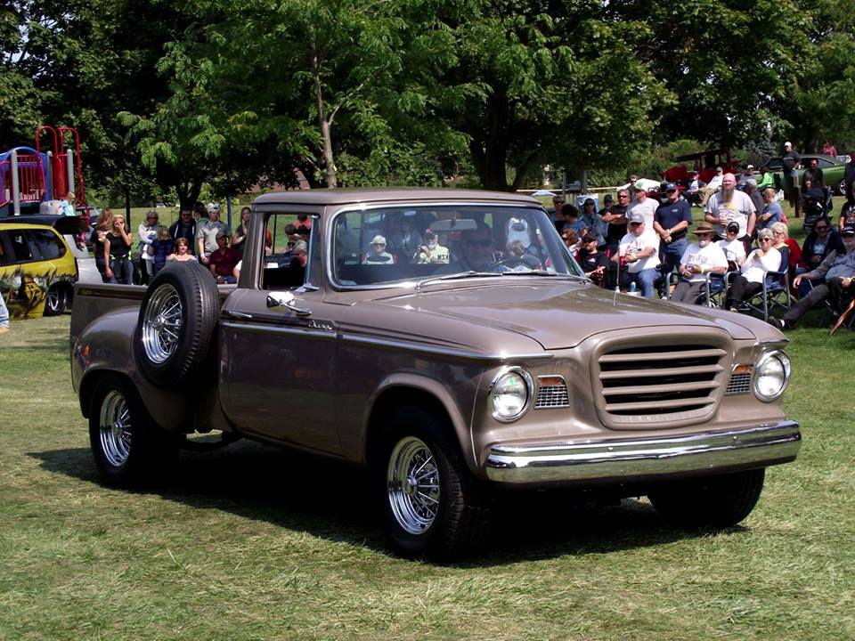 Specialty 1961 Studebaker Champ- Keith Collins 7