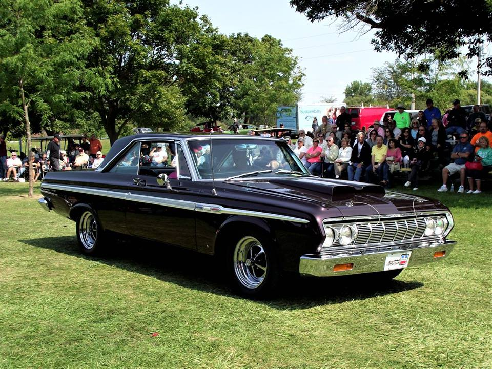 Specialty 1964 Plymouth Fury Sport- Doug Wohlford 5
