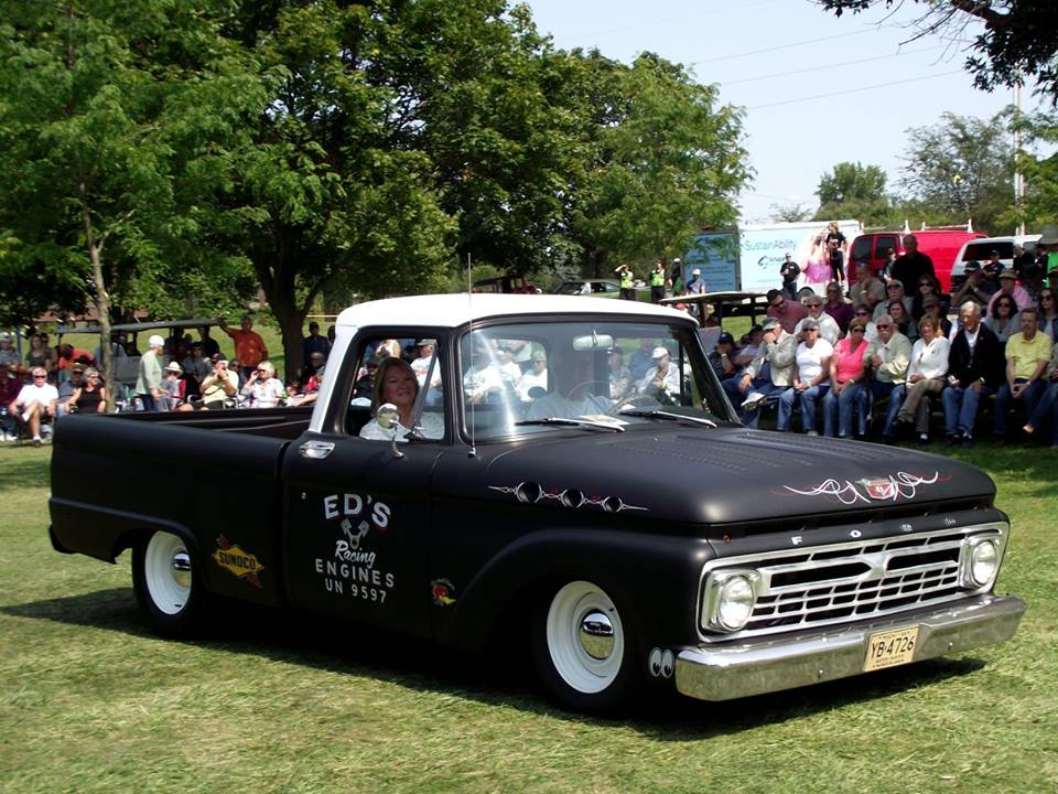 Specialty 1966 Ford Pickup- Ed Koerner 3