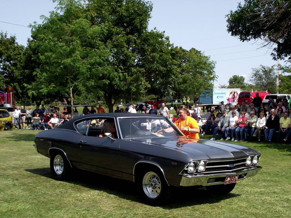 Specialty 1969 Chevy Chevelle- Mike Beckley 3