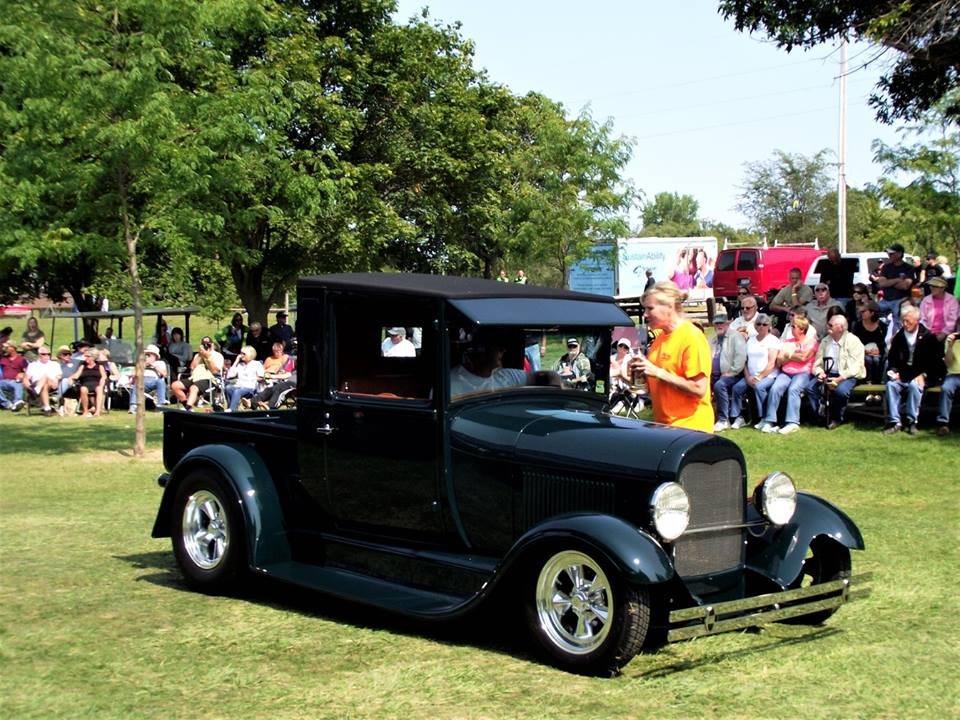 Top 25 1928 Ford- Gary Alumbaugh 4