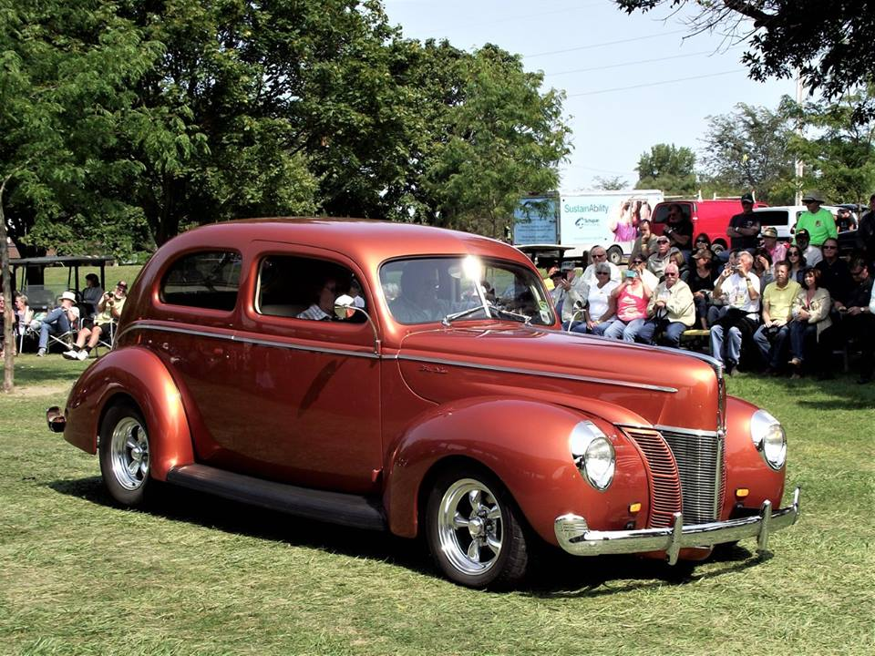 Top 25 1940 Ford 2 Dr Sedan- Brian Hansen 4