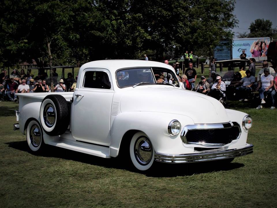 Top 25 1953 Chevy Pickup- Kathy & Art Ridley 5