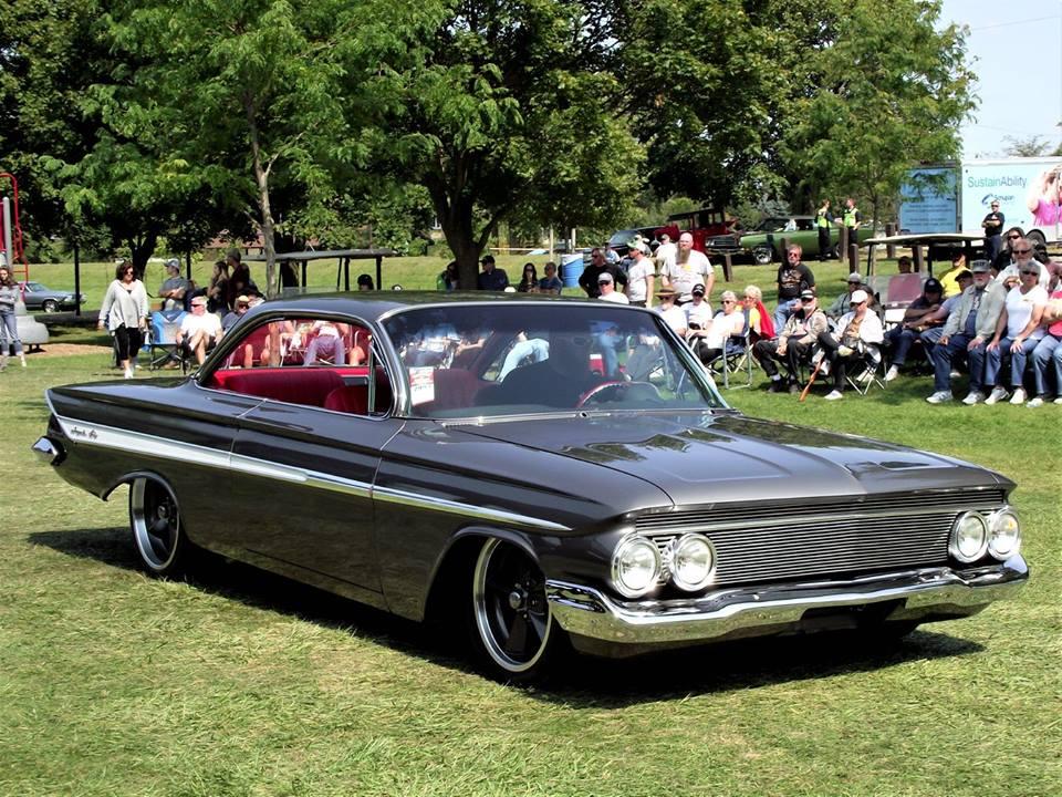 Top 25 1961 Chevy Impala- Josh Adams 4