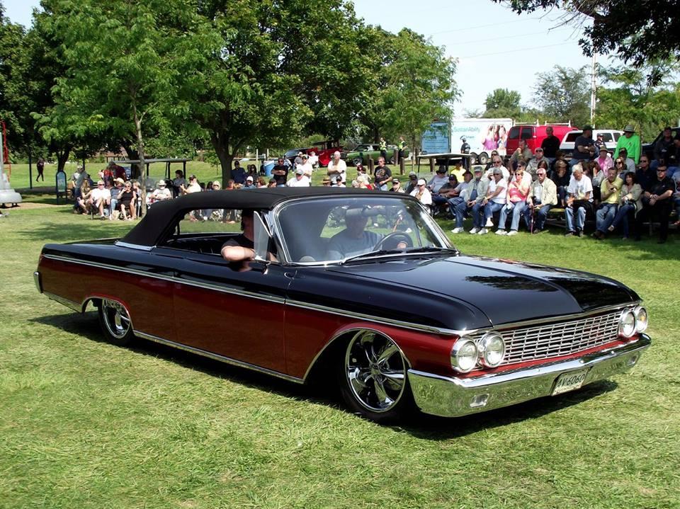 Top 25 1962 Ford Galaxie Conv- Tom Hopkins 5
