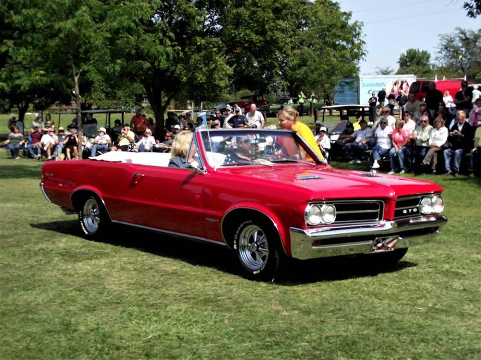 Top 25 1964 Pontiac GTO- Glen Lebeau 5