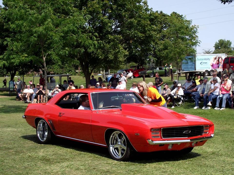Top 25 1969 Camaro- Chris Gogo 4