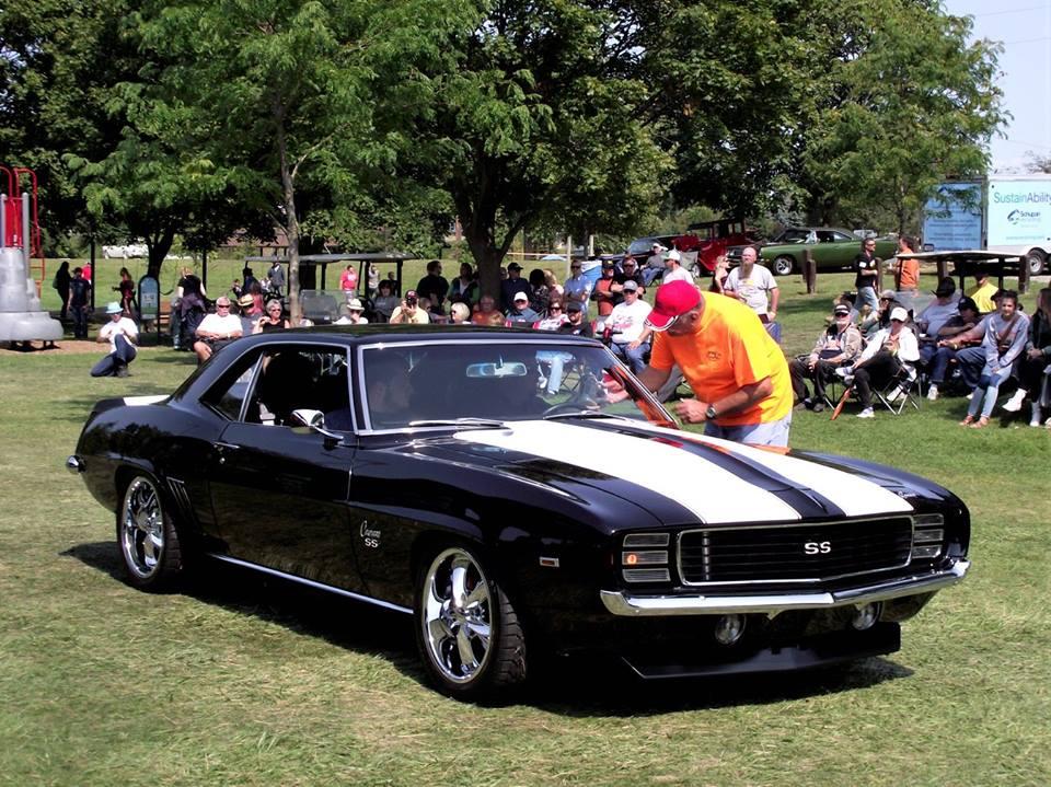 Top 25 1969 Camaro SS- Roger Knotts 5