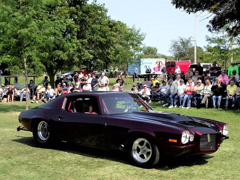 Top 25 1972 Camaro- George Mossner 3