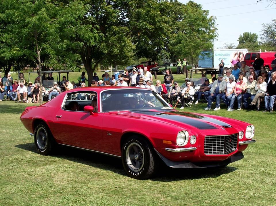 Top25 1970 Camaro Z28- Doug Billott 4