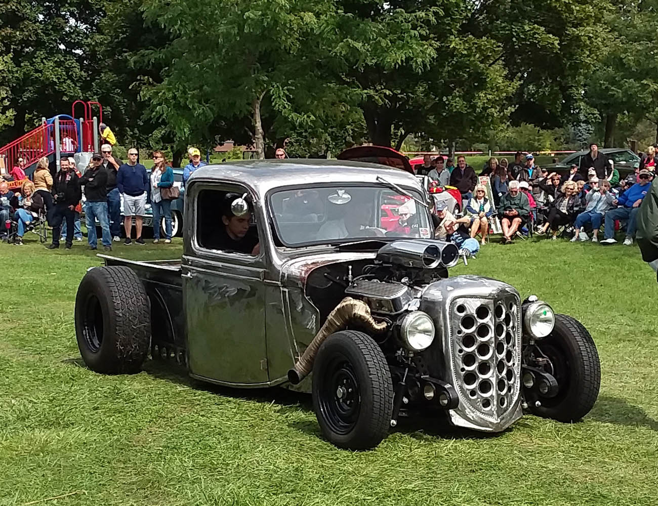 Specialty- 1935 Ford Pickup, Justin Wright 1