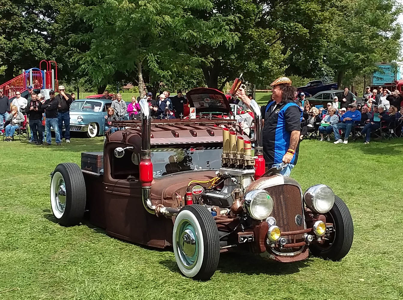 Specialty- 1936 Chevy, Bart Sacco 1