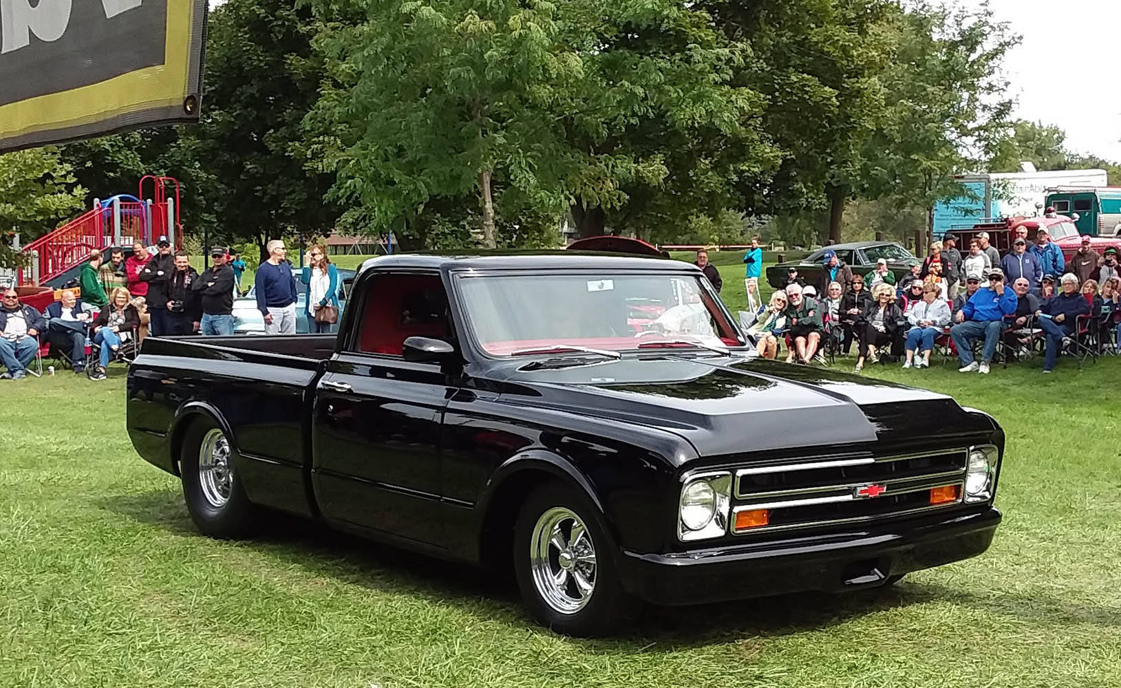 Specialty- 1967 C10 Pickup, Vinny Waites 1