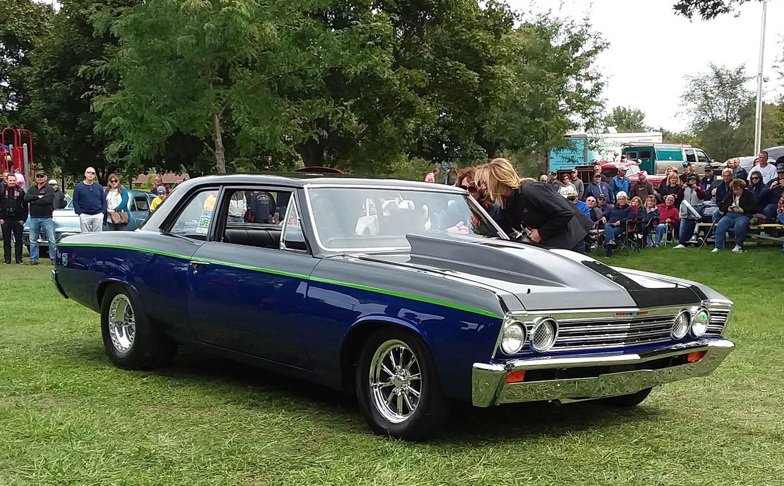 Specialty- 1967 Chevy Malibu 300 Deluxe, Jamey Carey 1