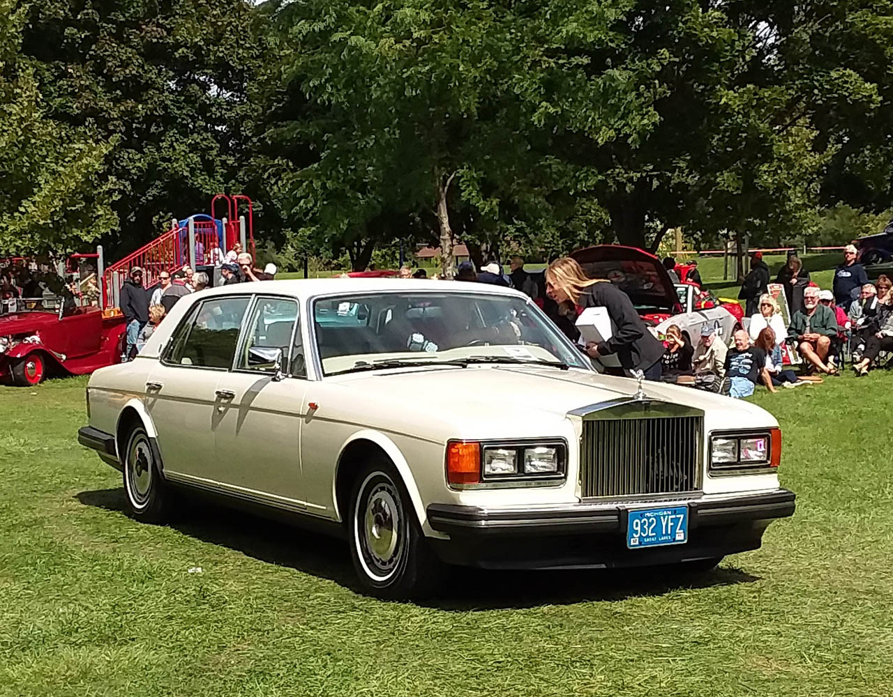 Super Sunday- 1991 Rolls Royce, Ron Rummel 1