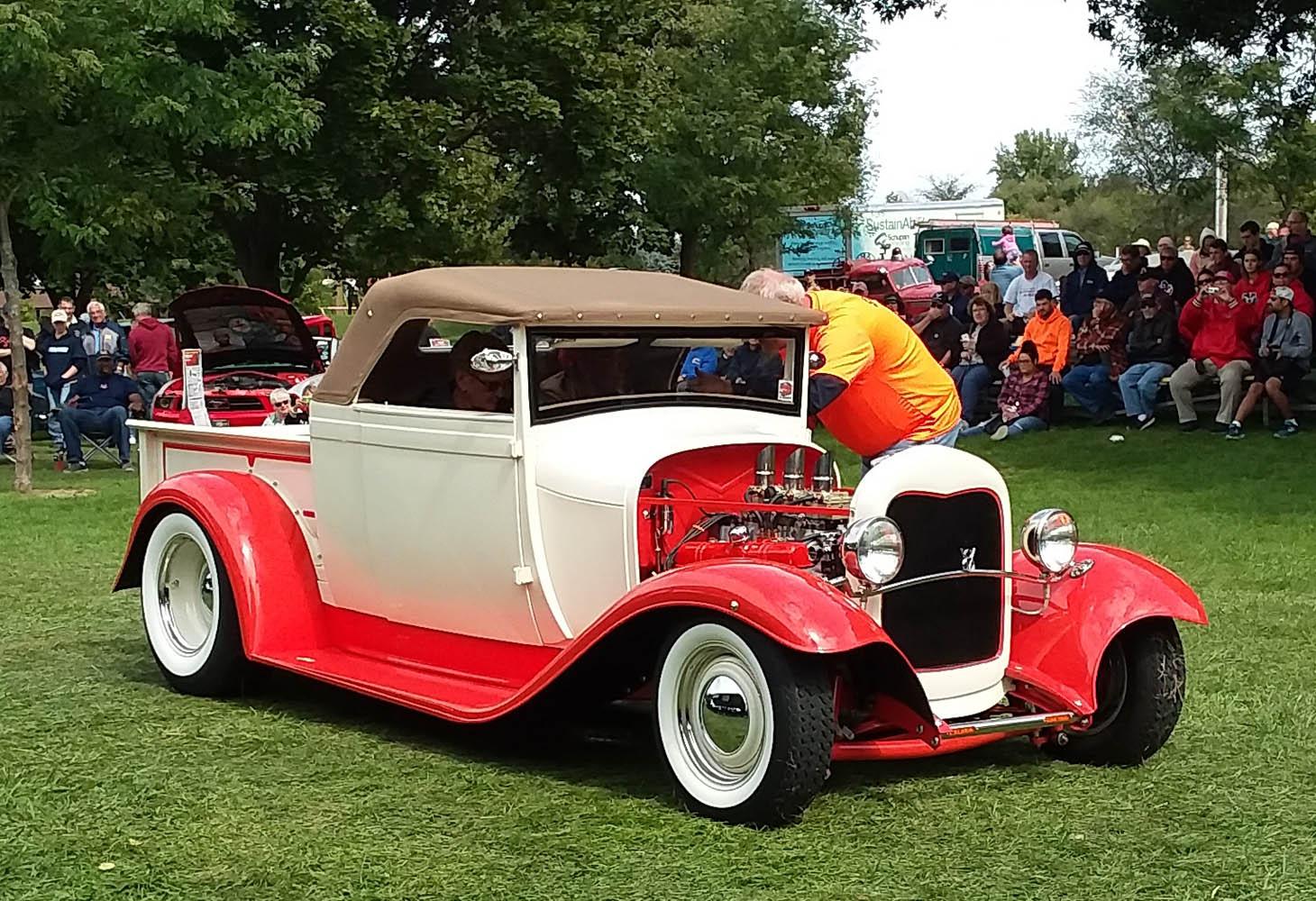 Top 25- 1929 Ford Roaster Pick Up, Jack Warren 1