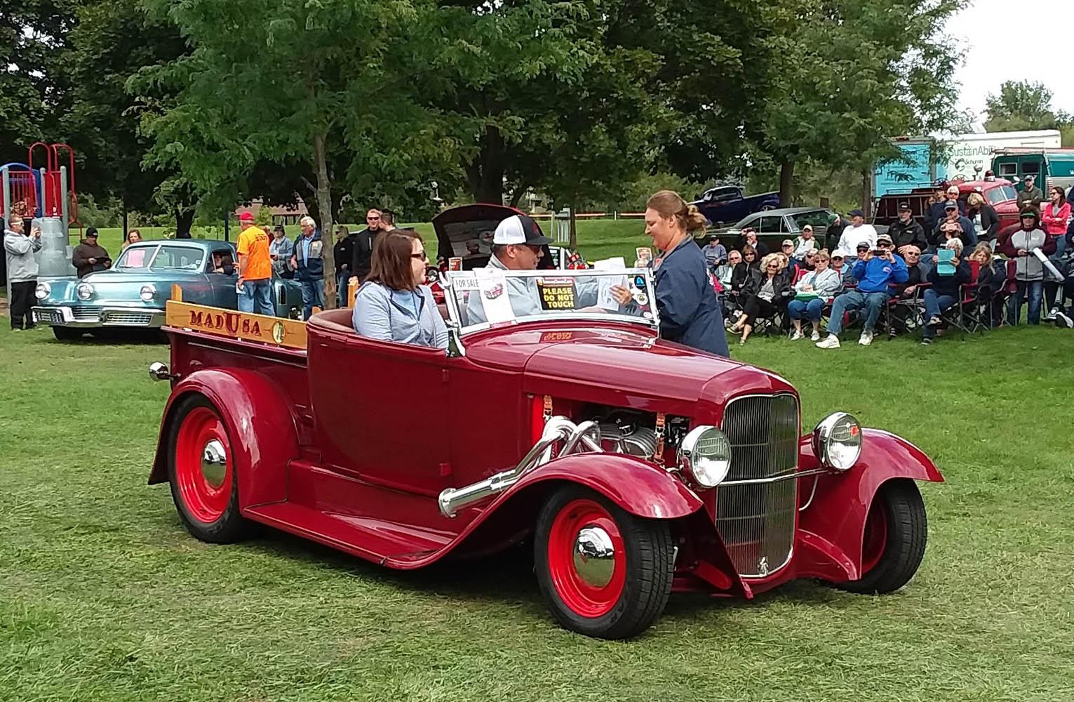 Top 25- 1931 Ford Pick Up, Paul Tregembo Jr 1
