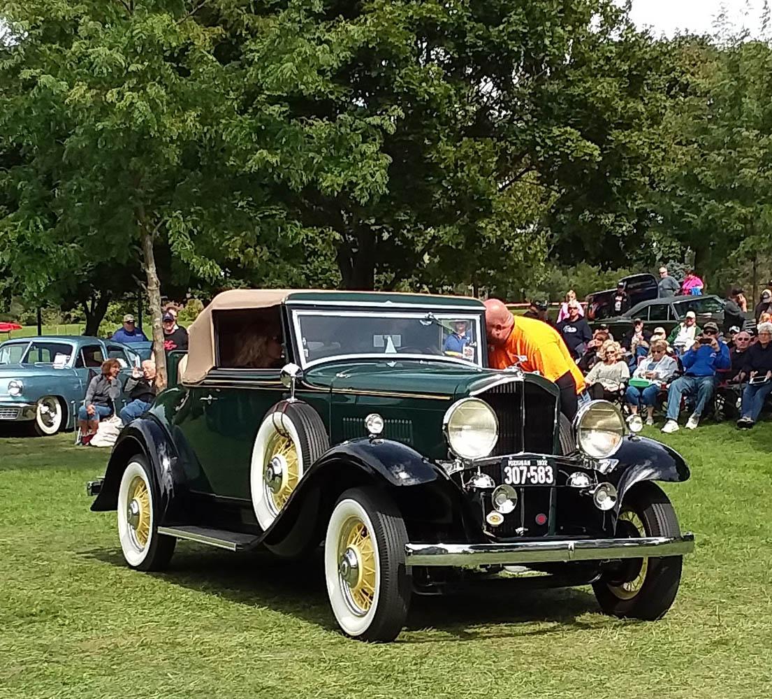 Top 25- 1932 Devaux Coupe, Dennis Reinke 1
